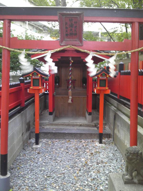 浅香山稲荷神社