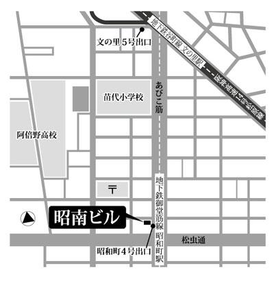 ギャラリーMoi地図