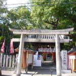 葛の葉神社に行ってきました