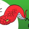 苞蛇(ツトヘビ)
